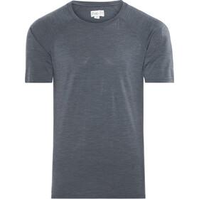 Bergans Sveve T-shirt en laine Homme, graphite mel